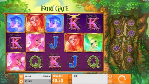 fairygate videoslot screenshot